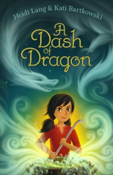 Bookjacket for A dash of dragon
