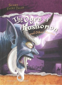 Bookjacket for The Ogre of Rashomon and Other Stories