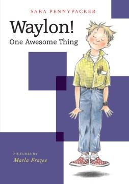 Bookjacket for  Waylon!