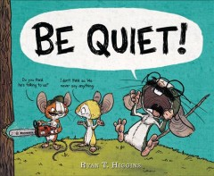 Bookjacket for  Be quiet!