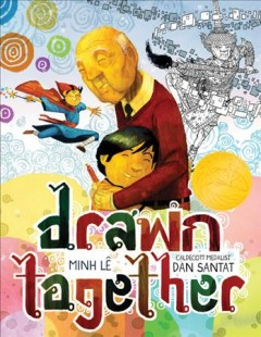 Bookjacket for  Drawn together