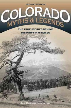 bookjacket for Colorado myths and legends