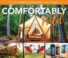 bookjacket for Comfortably wild