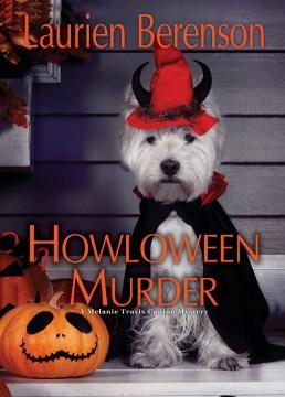 Bookjacket for  Howloween murder