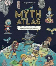 Bookjacket for  Myth atlas