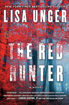 Bookjacket for The red hunter
