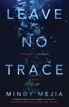 Bookjacket for  Leave no trace