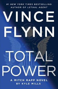 Bookjacket for  Total power