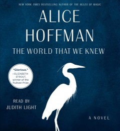 Bookjacket for The world that we knew