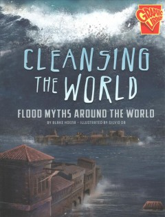 Bookjacket for  Cleansing the world