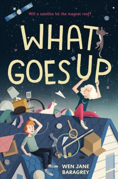 Bookjacket for  What goes up