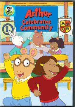 Bookjacket for  Arthur