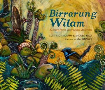 Bookjacket for  Birrarung Wilam