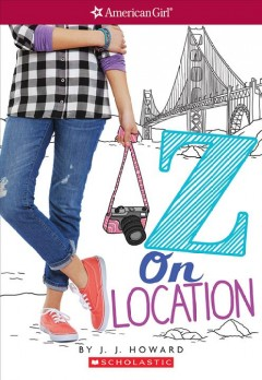 Bookjacket for  Z on location