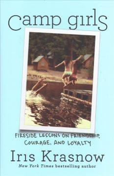 bookjacket for Camp girls