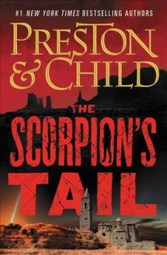 Bookjacket for The scorpion's tail