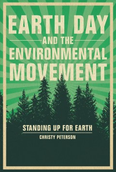 bookjacket for Earth Day and the global environmental movement