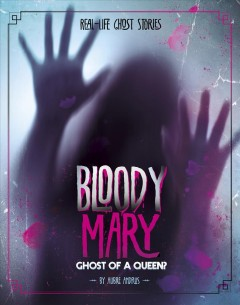 Bookjacket for  Bloody Mary