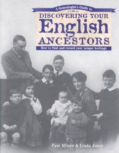 Bookjacket for  A genealogist's guide to discovering your English ancestors
