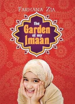 Bookjacket for The Garden of My Imaan