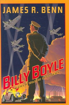 Bookjacket for  Billy Boyle