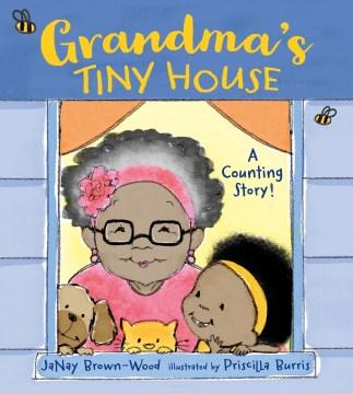 Bookjacket for  Grandma's tiny house