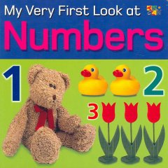 Bookjacket for  My Very First Look at Numbers