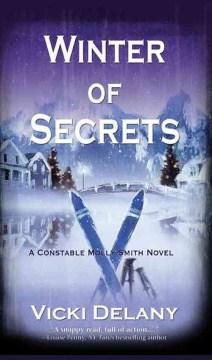 Bookjacket for  Winter of secrets