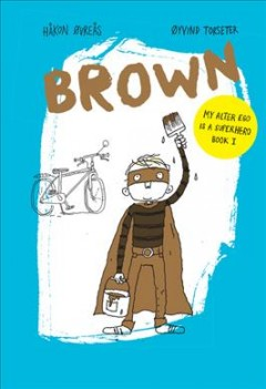 Bookjacket for  Brown