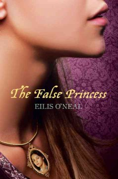 Bookjacket for The False Princess