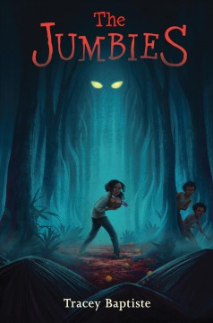 Bookjacket for The Jumbies