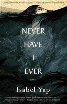 Bookjacket for  Never have I ever