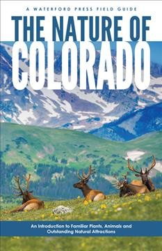bookjacket for The nature of Colorado