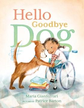 Bookjacket for  Hello goodbye dog