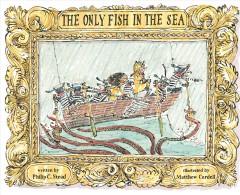 Bookjacket for The Only fish in the sea