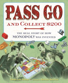 Bookjacket for  Pass go and collect $200