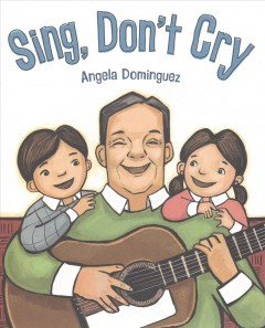 Bookjacket for  Sing, don't cry