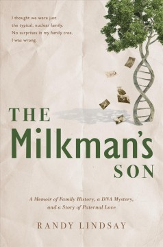 Bookjacket for The milkman's son