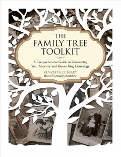 Bookjacket for The family tree toolkit