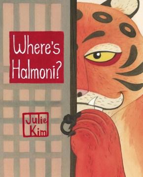 Bookjacket for  Where's Halmoni?