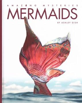 Bookjacket for  Mermaids