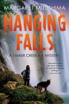 Bookjacket for  Hanging Falls