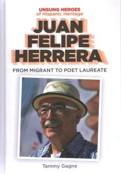 bookjacket for Juan Felipe Herrera
