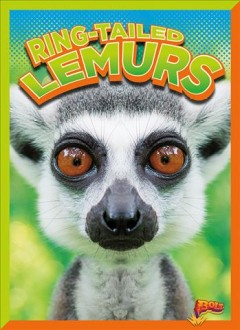 Bookjacket for  Ring-tailed Lemurs