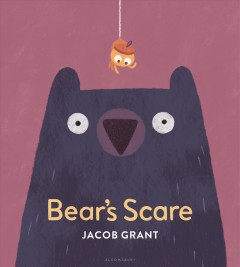 Bookjacket for  Bear's scare