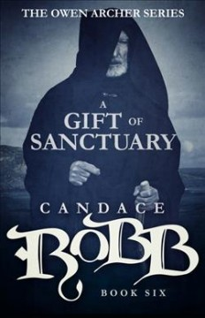 Bookjacket for A gift of sanctuary