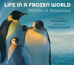 Bookjacket for  Life in a frozen world