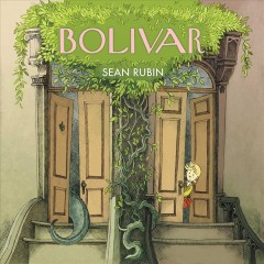 Bookjacket for  Bolivar