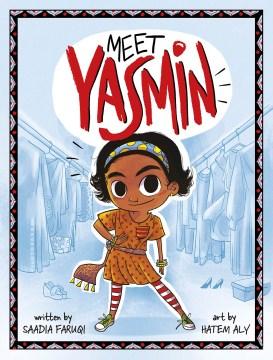 Bookjacket for  Meet Yasmin!