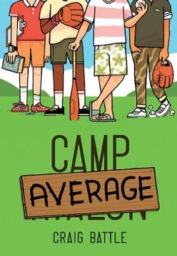 bookjacket for Camp average